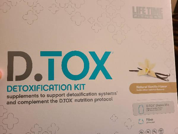 Dtox Kit