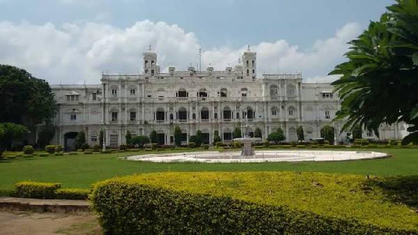 Jai Villas Palace in North India