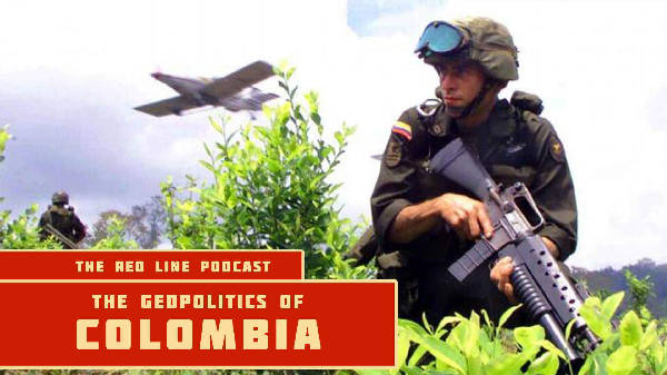 The Geopolitics of Colombia