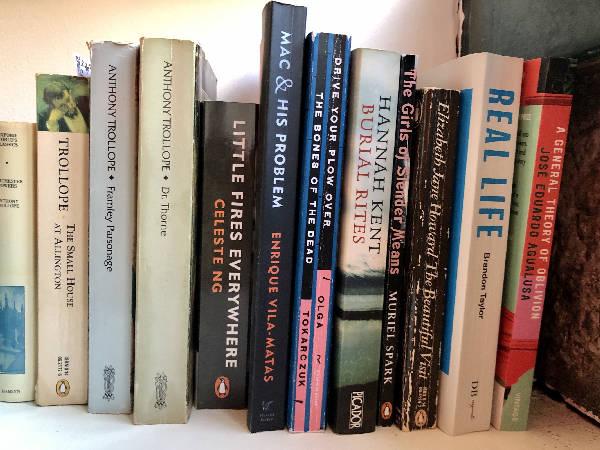 Lisbon bookshelf